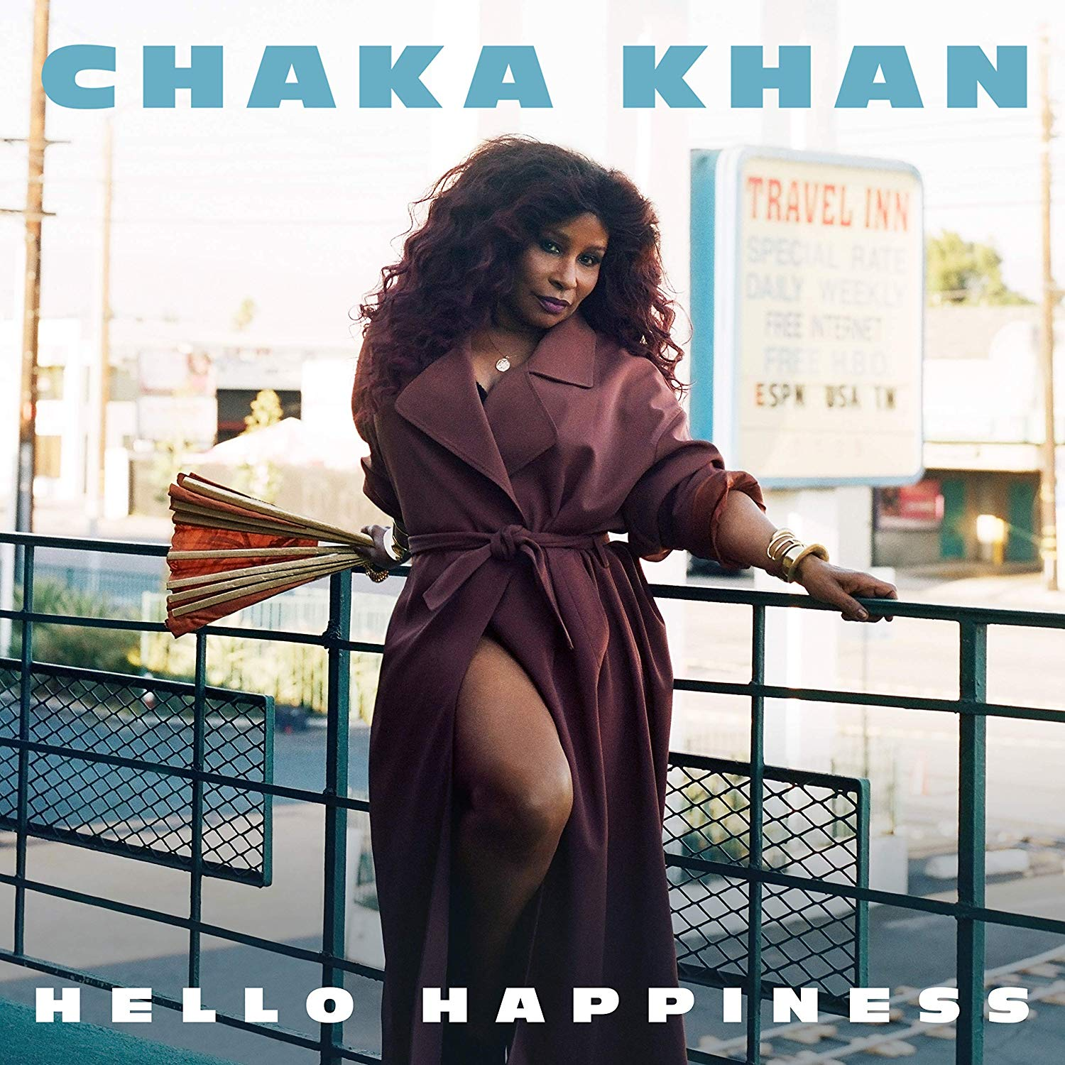 CD Shop - KHAN CHAKA HELLO HAPPINESS