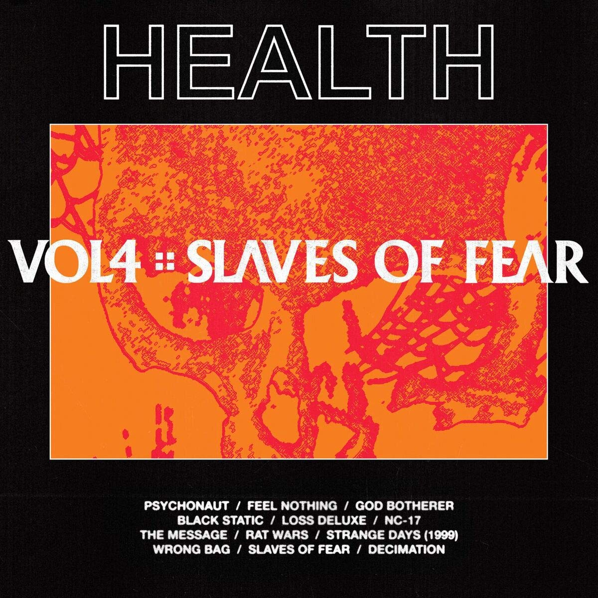 CD Shop - HEALTH VOL. 4 :: SLAVES OF FEAR