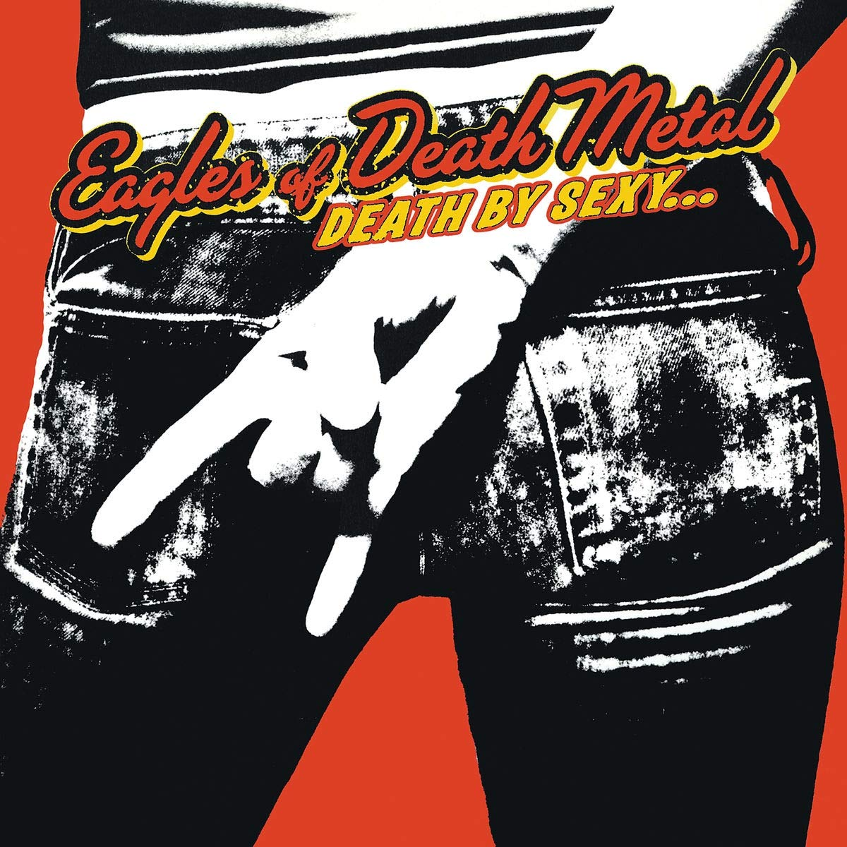 CD Shop - EAGLES OF DEATH METAL DEATH BY SEXY