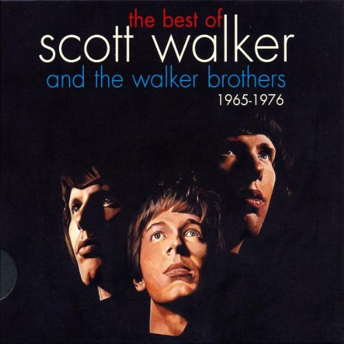 CD Shop - WALKER SCOTT NO REGRETS - THE BEST OF