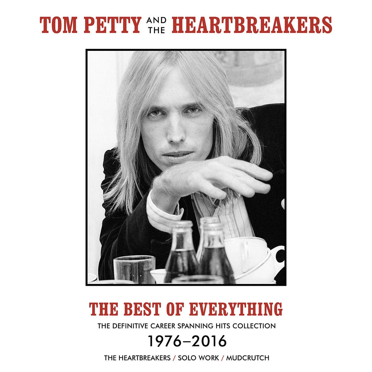 CD Shop - PETTY TOM&THE HEARTBREAKER THE BEST OF EVERYTHING