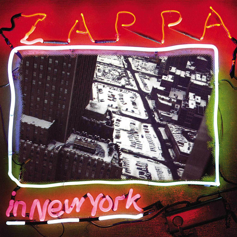 CD Shop - ZAPPA FRANK ZAPPA IN NEW YORK