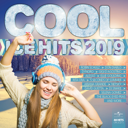 CD Shop - RUZNI/POP INTL COOL ICE HITS 2019