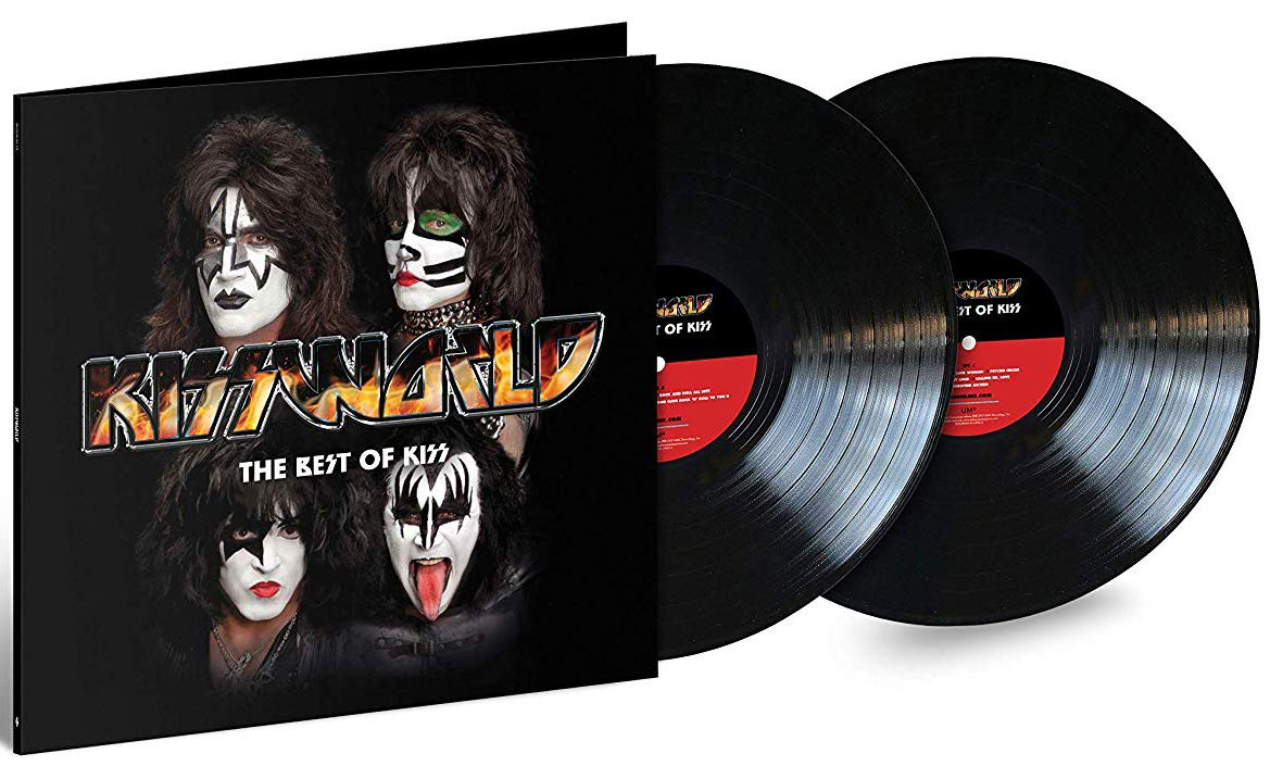 CD Shop - KISS KISSWORLD - THE BEST OF