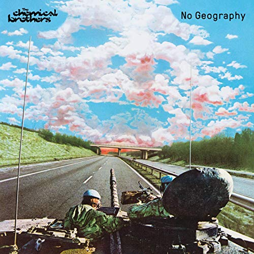 CD Shop - CHEMICAL BROTHERS, THE NO GEOGRAPHY