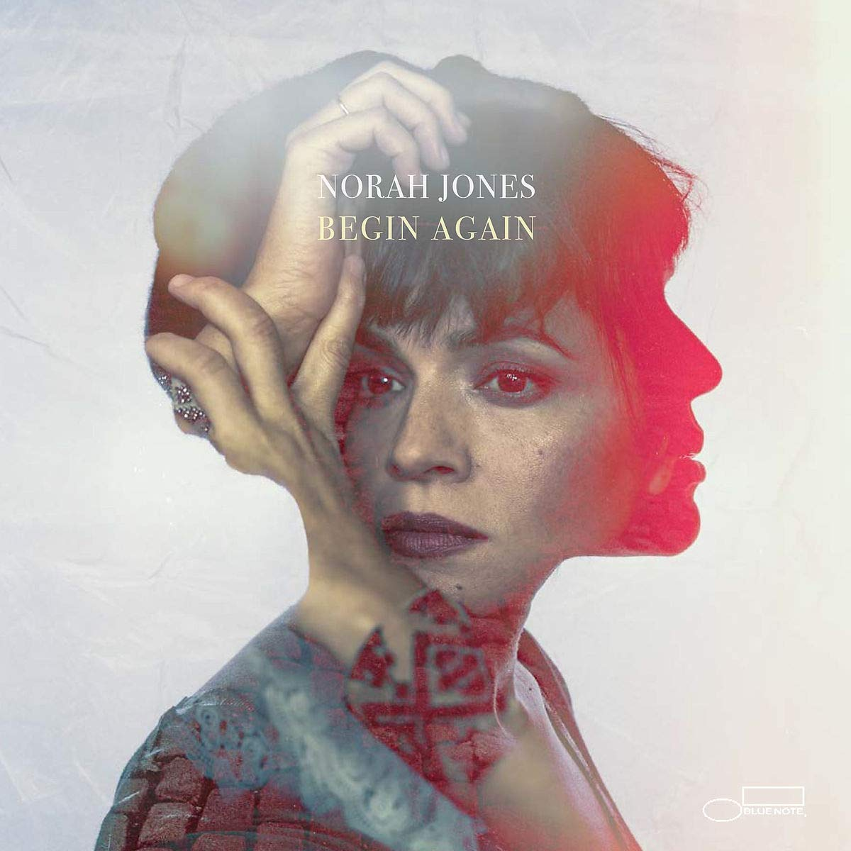 CD Shop - JONES NORAH BEGIN AGAIN
