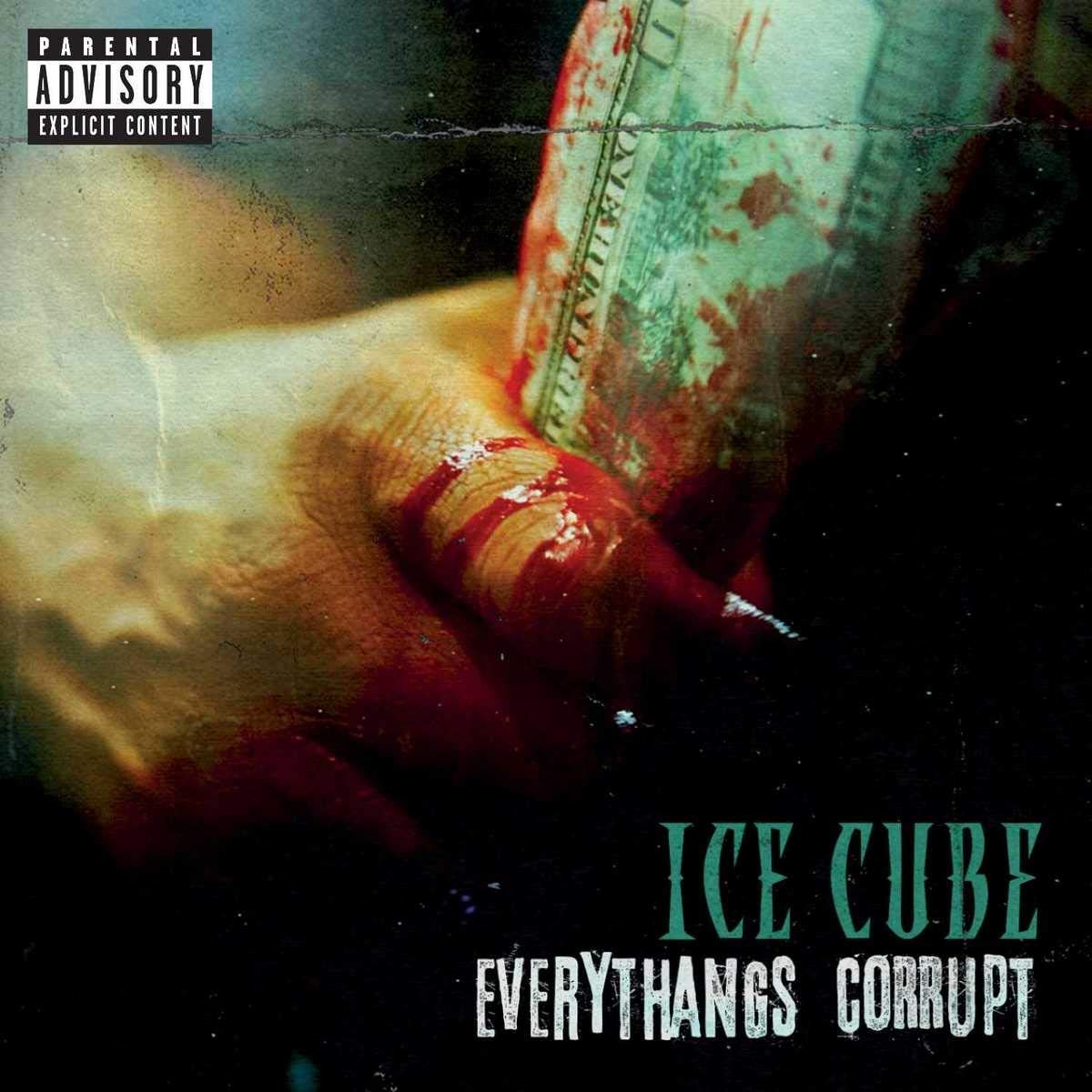 CD Shop - ICE CUBE EVERYTHANGS CORRUPT