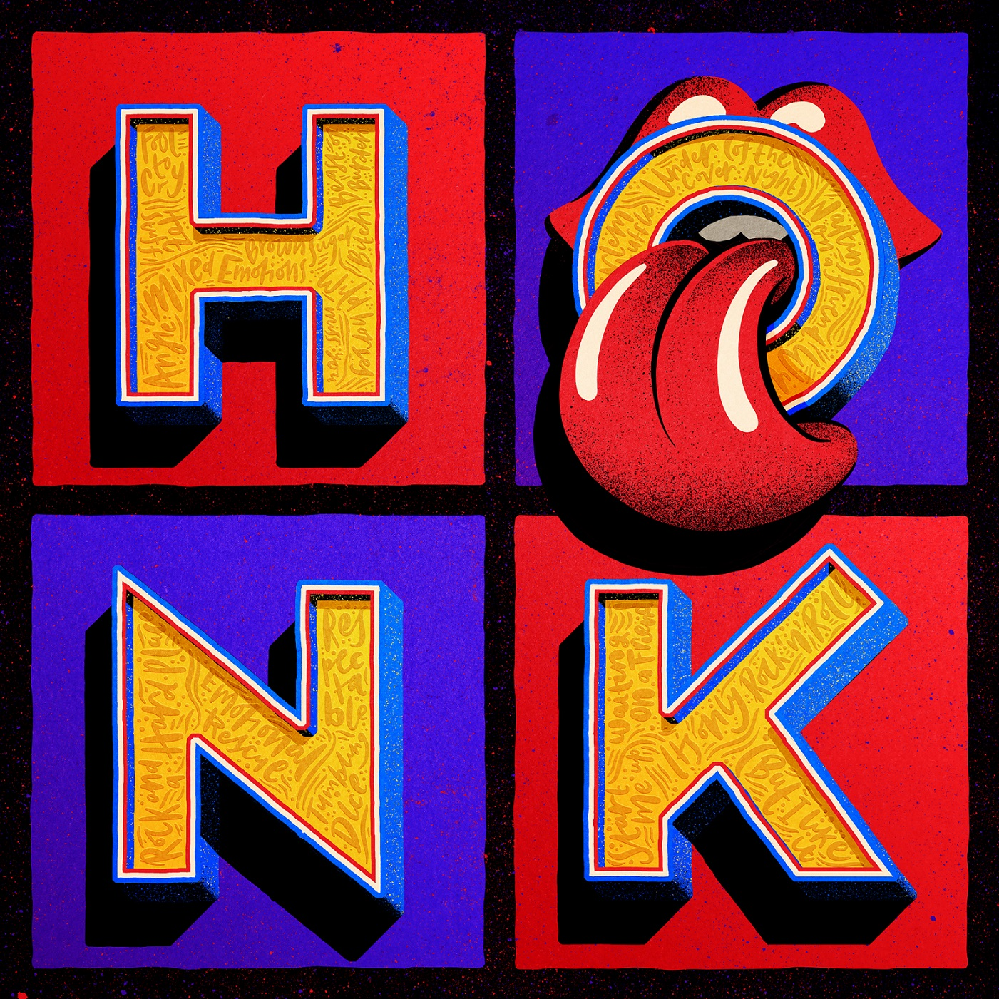 CD Shop - ROLLING STONES HONK