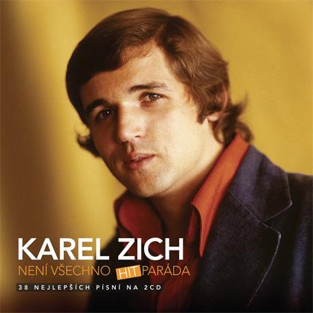 CD Shop - ZICH KAREL NENI VSECHNO HITPARADA