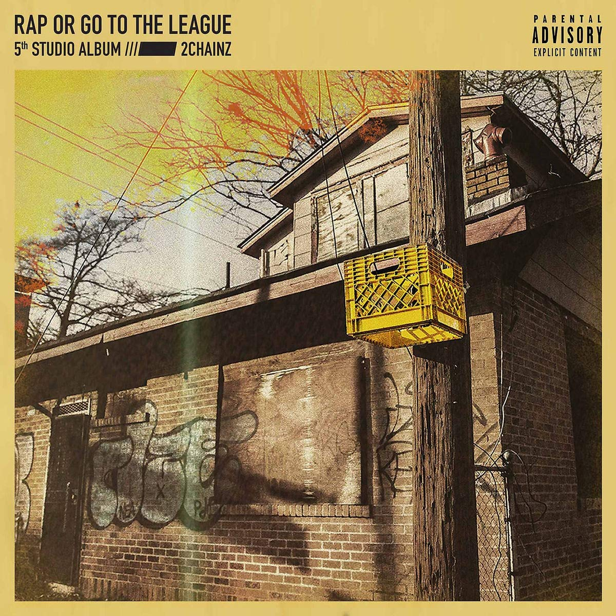 CD Shop - 2 CHAINZ RAP OR GO TO THE LEAGUE