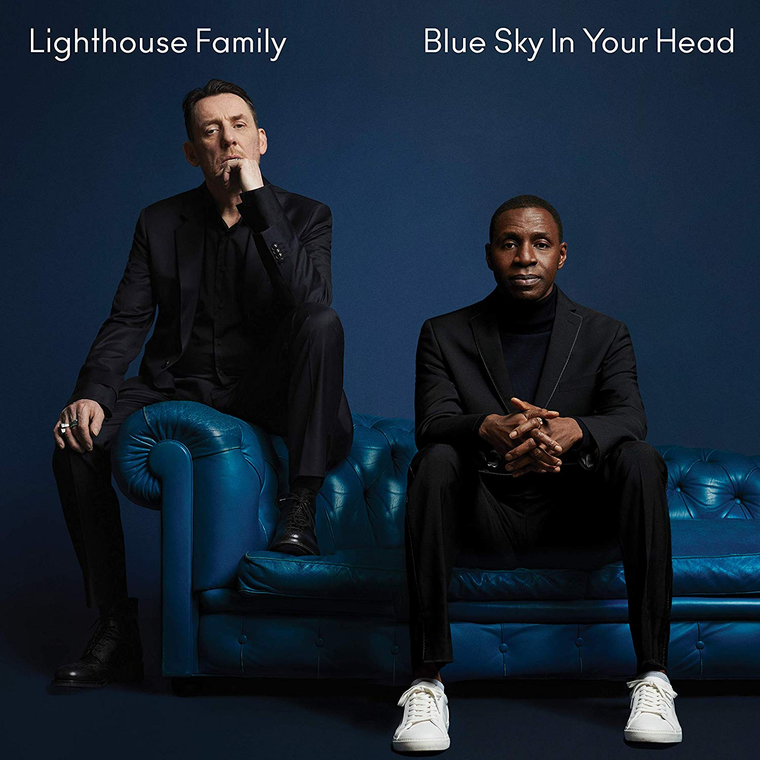 CD Shop - LIGHTHOUSE FAMILY THE BLUE SKY IN YOUR HEAD