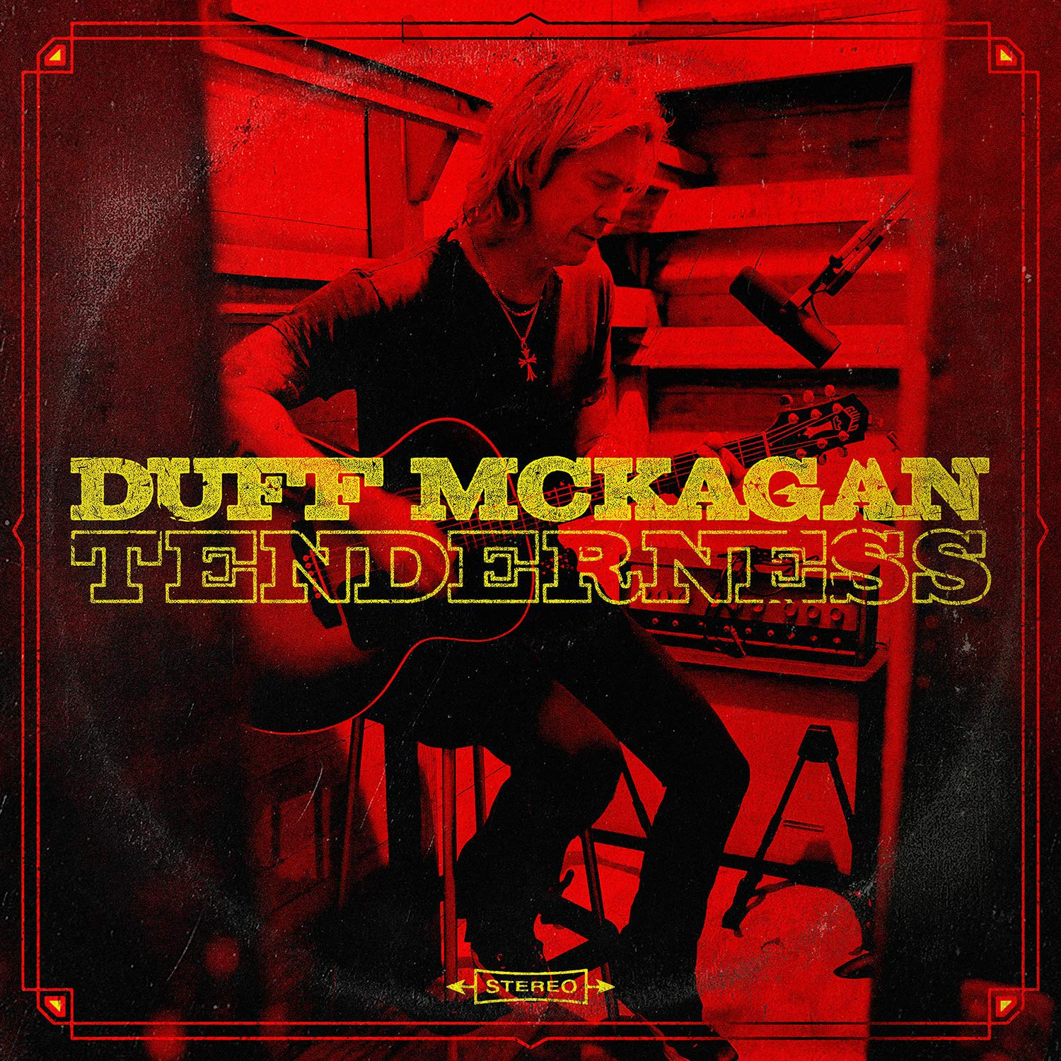 CD Shop - MCKAGAN DUFF TENDERNESS