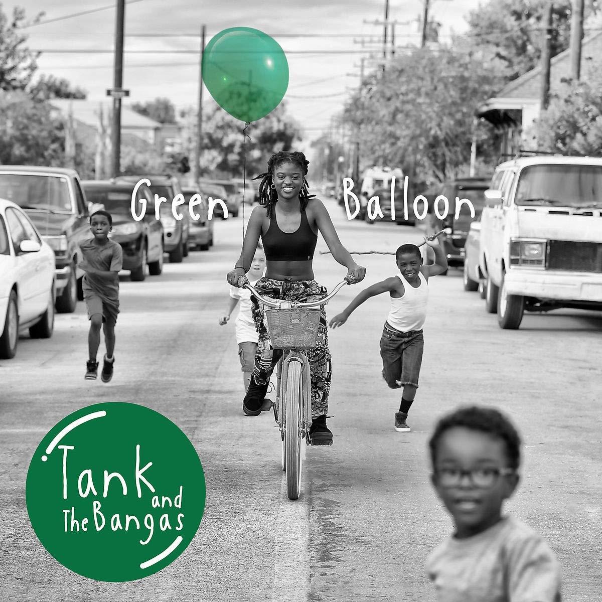 CD Shop - TANK AND THE BANGAS GREEN BALLOON