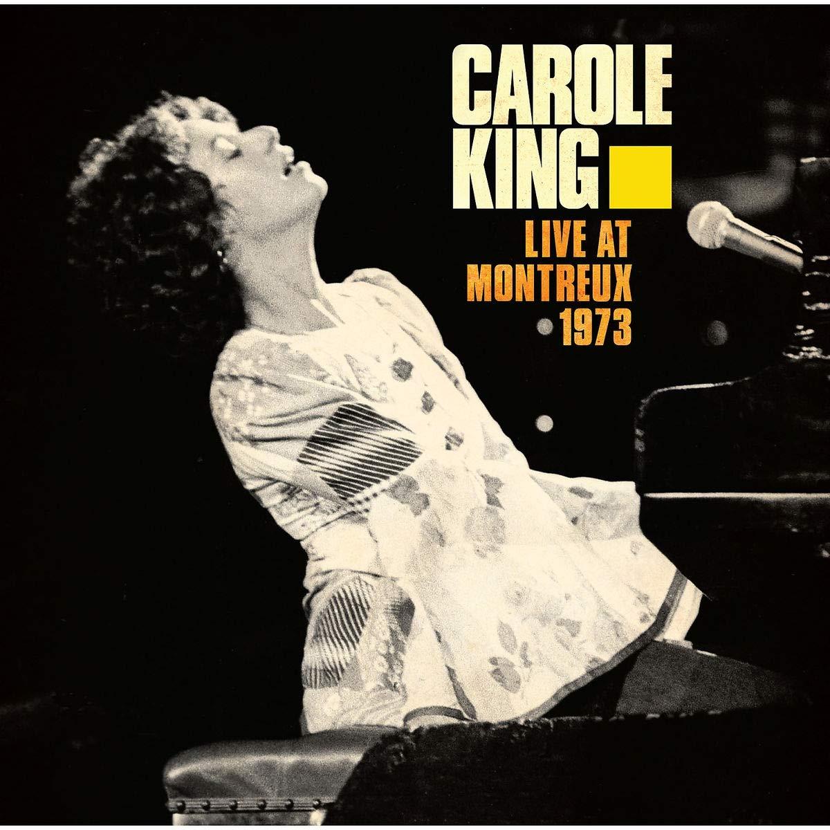 CD Shop - KING CAROLE LIVE AT MONTREUX 1973