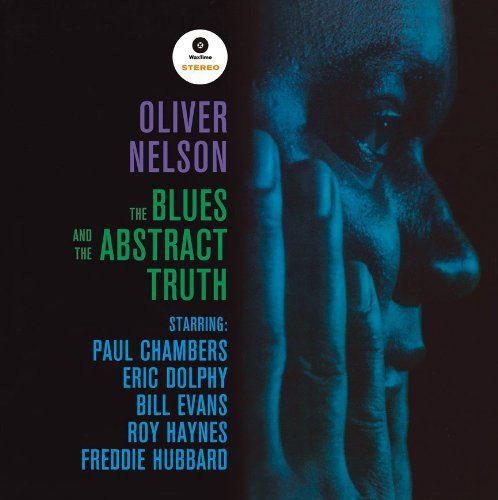 CD Shop - NELSON OLIVER THE BLUES AND THE ABSTRACT