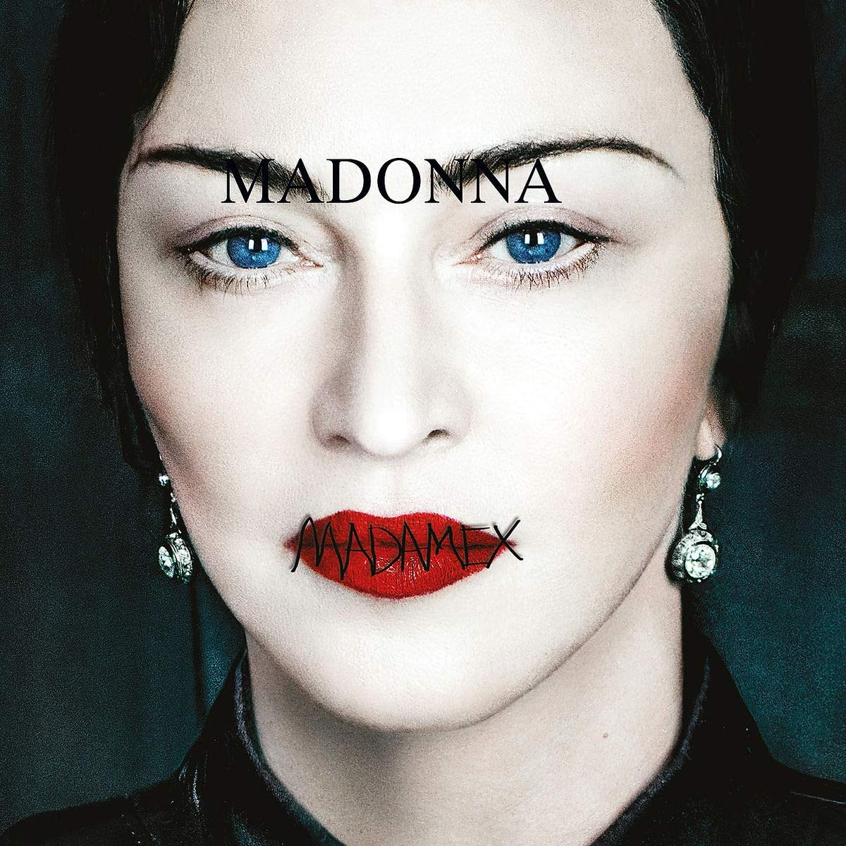 CD Shop - MADONNA MADAME X/BLACK LP