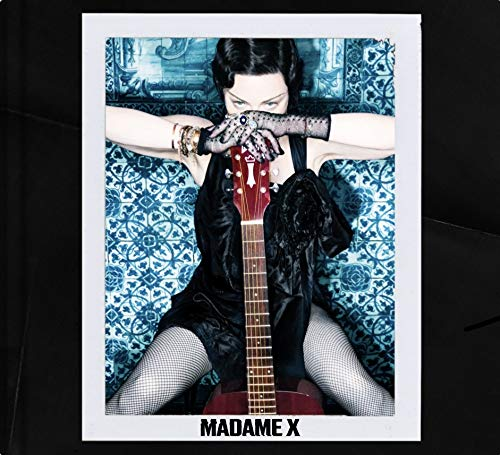 CD Shop - MADONNA MADAME X/DELUXE