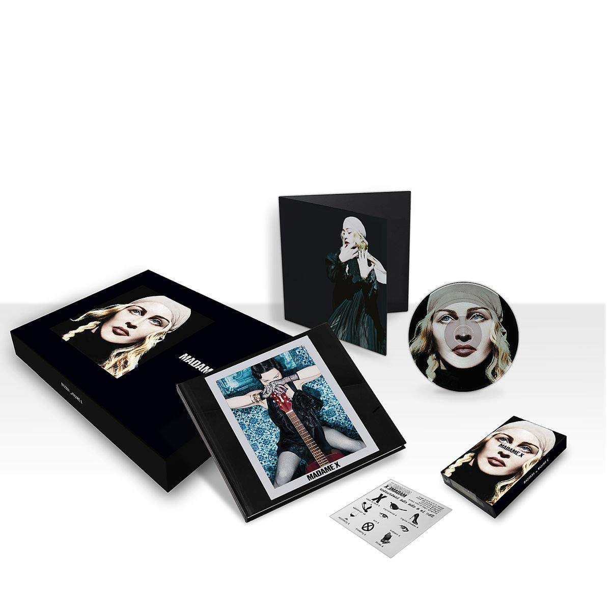 CD Shop - MADONNA MADAME X/LP,CD,MC