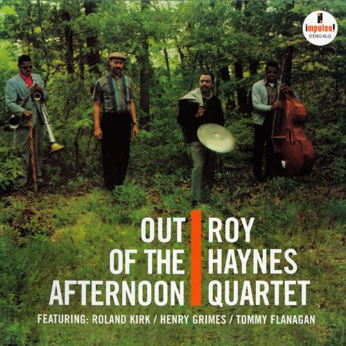 CD Shop - HAYNES ROY OUT OF THE AFTERNOON
