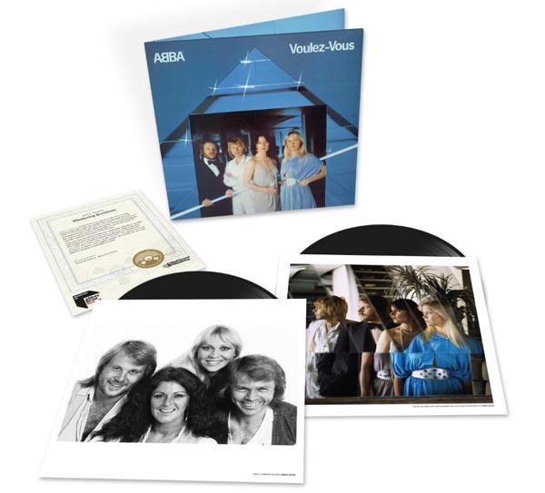 CD Shop - ABBA VOULEZ VOUS