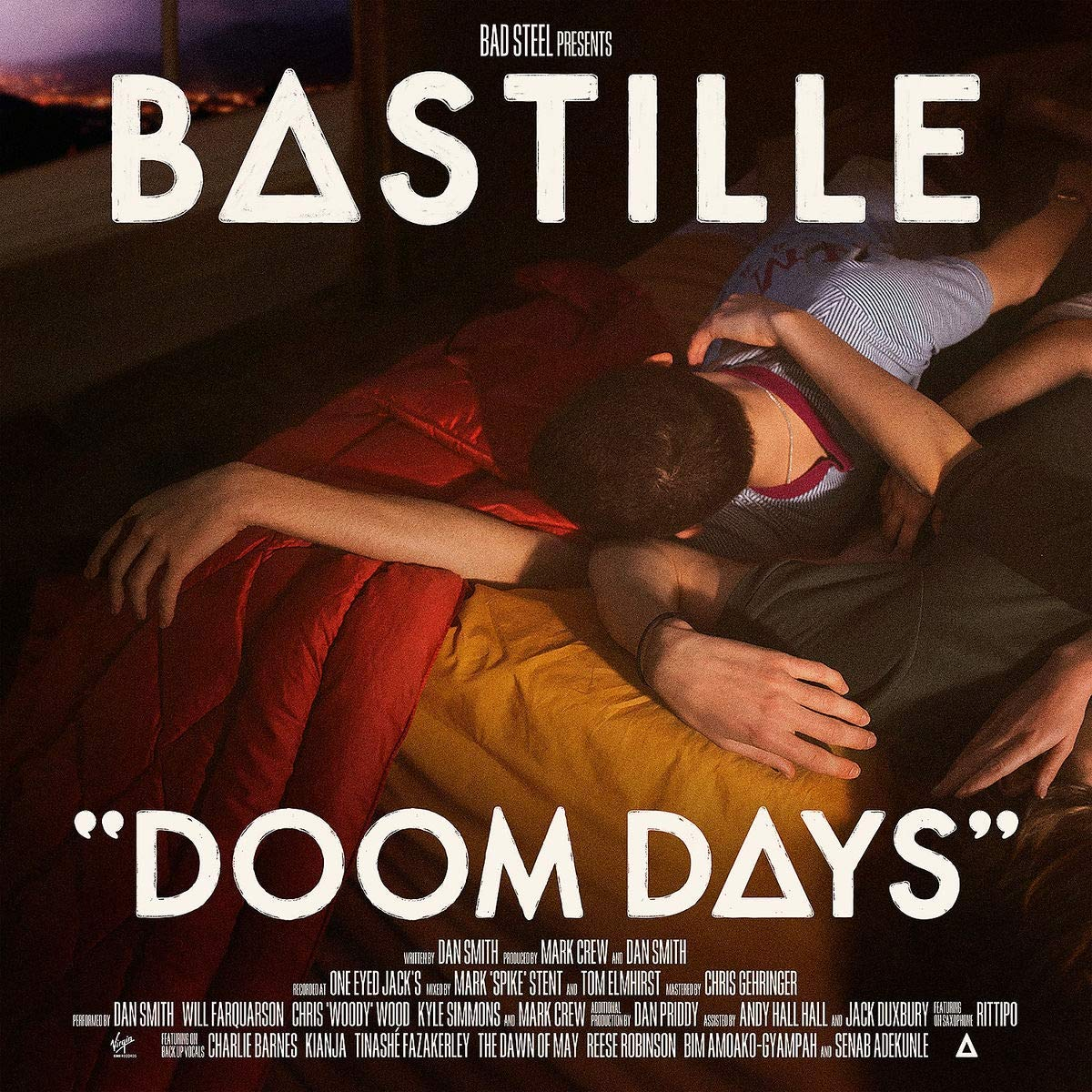 CD Shop - BASTILLE DOOM DAYS