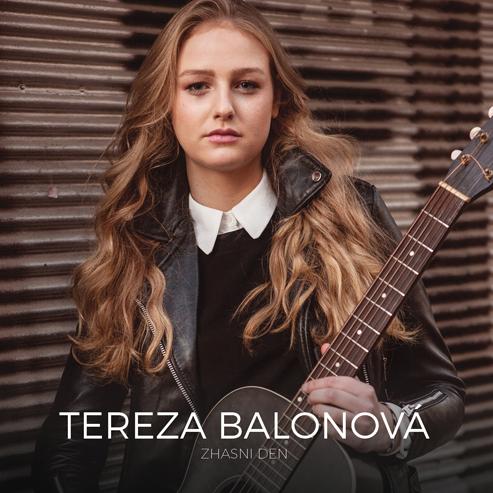 CD Shop - BALONOVA TEREZA ZHASNI DEN