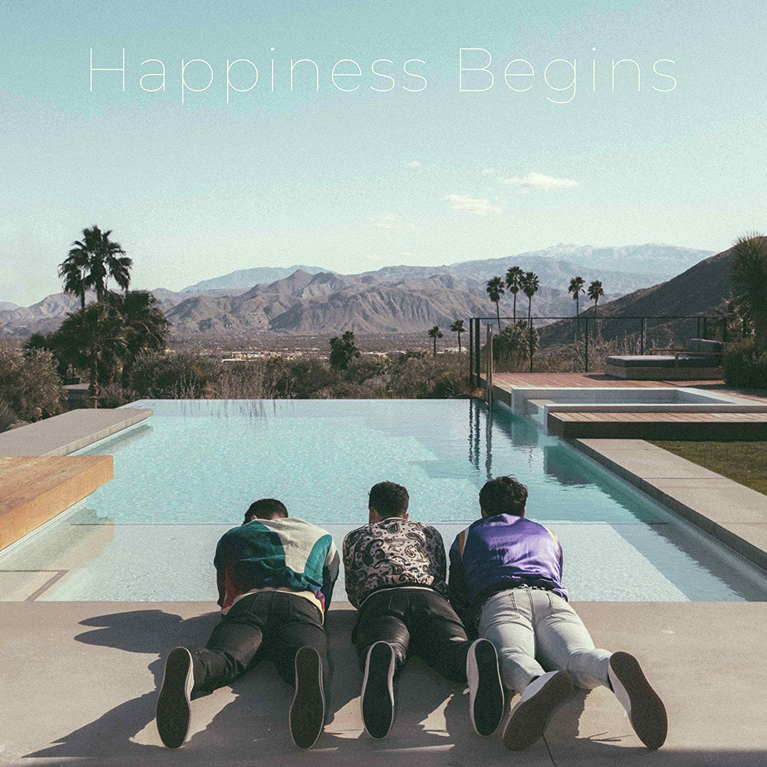 CD Shop - JONAS BROTHERS HAPPINESS BEGINS/POSTERS..