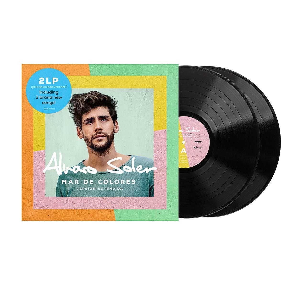 CD Shop - ALVARO SOLER MAR DE COLORES