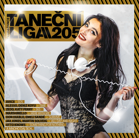 CD Shop - RUZNI/POP INTL TANECNI LIGA 205