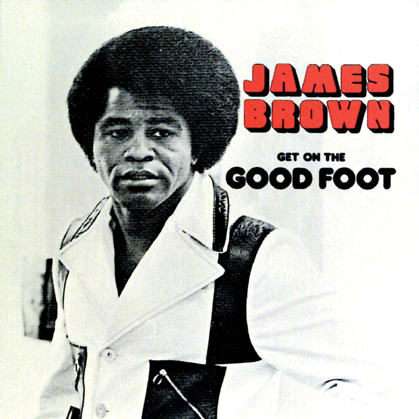 CD Shop - BROWN JAMES GET ON THE GOOD FOOT