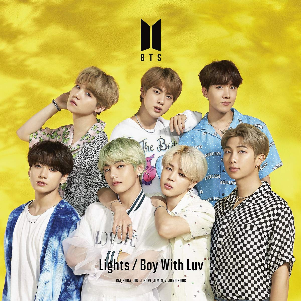 CD Shop - BTS LIGHTS / BOY WITH LUV