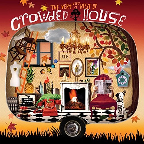 CD Shop - CROWDED HOUSE THE VERY VERY BEST OF