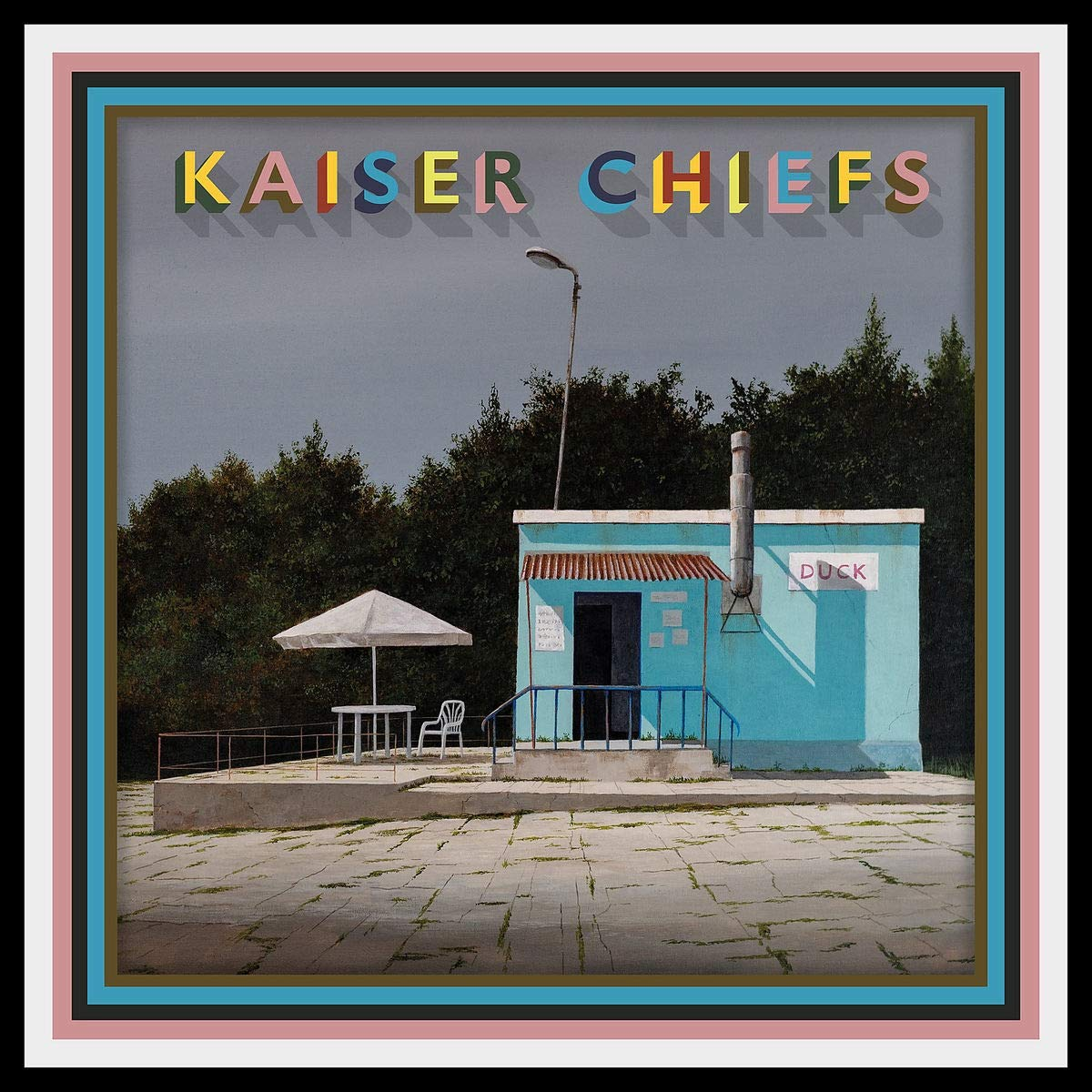 CD Shop - KAISER CHIEFS DUCK