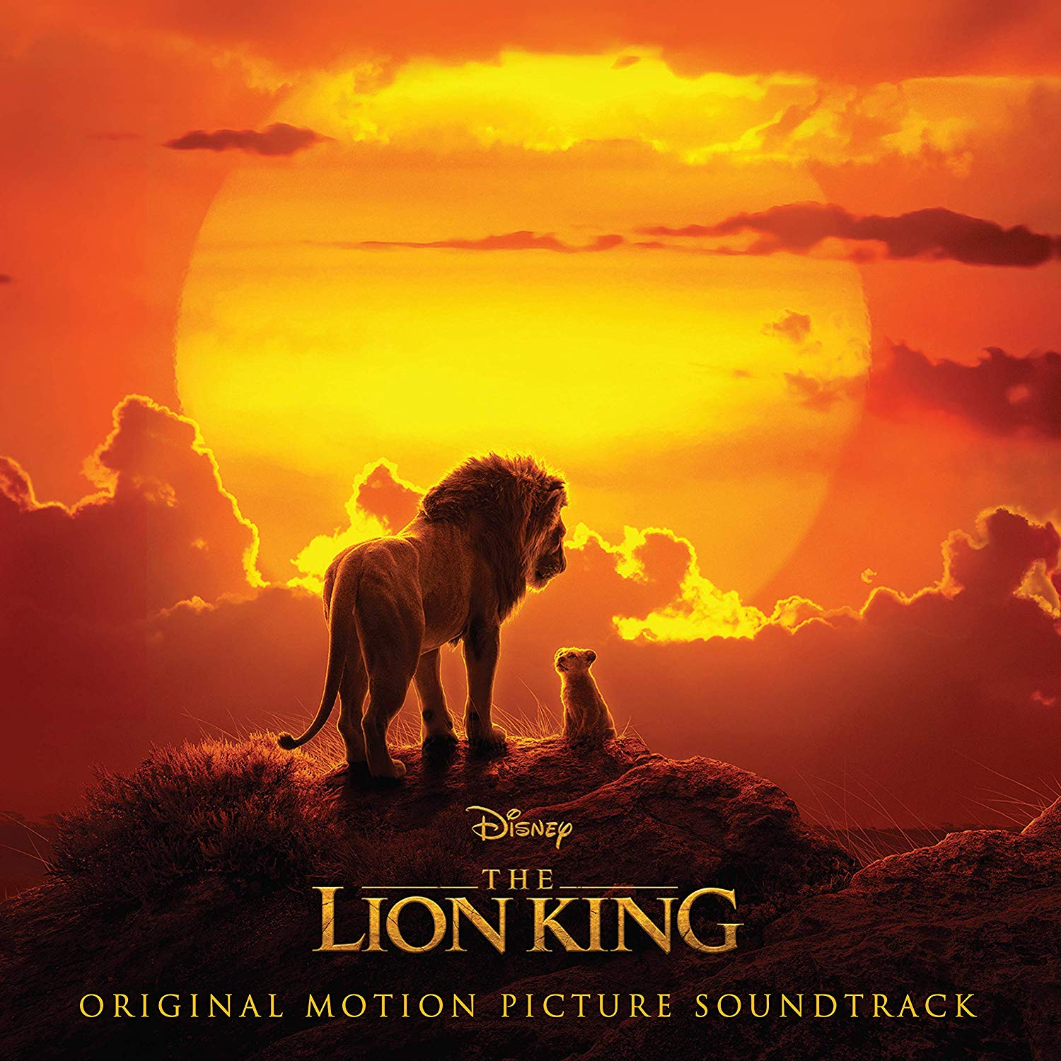 CD Shop - SOUNDTRACK THE LION KING