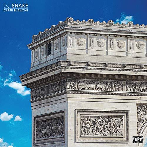 CD Shop - DJ SNAKE CARTE BLANCHE