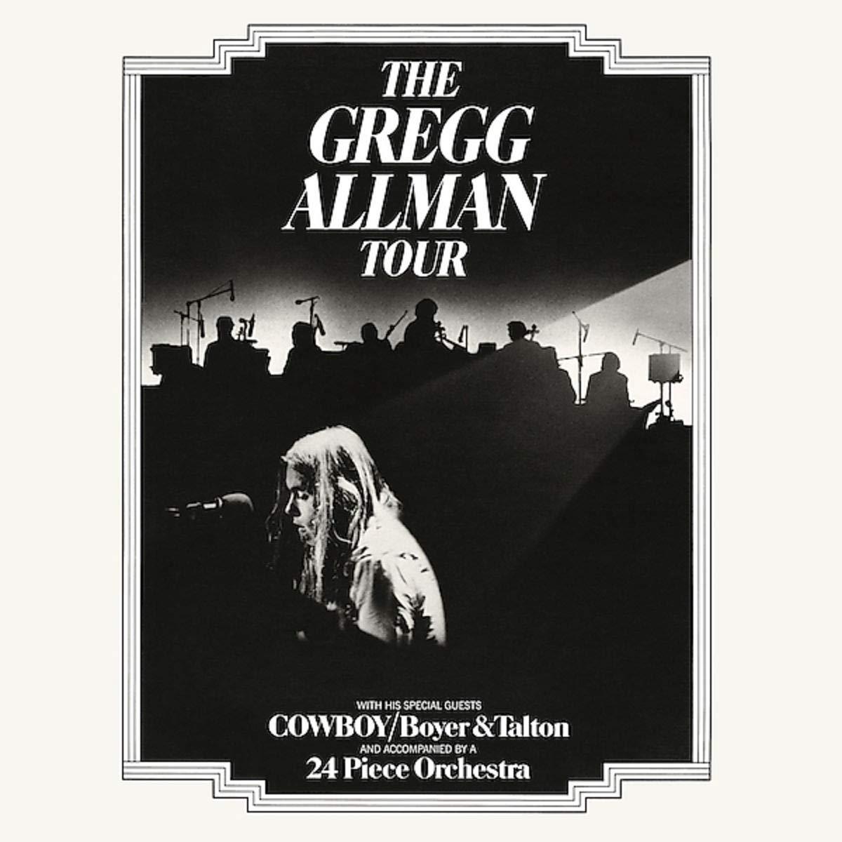 CD Shop - ALLMAN GREGG THE GREGG ALLMAN TOUR