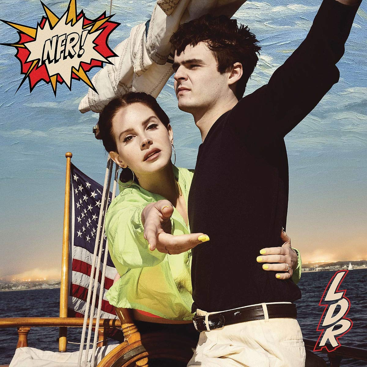 CD Shop - LANA DEL REY NORMAN FUCKING ROCKWELL