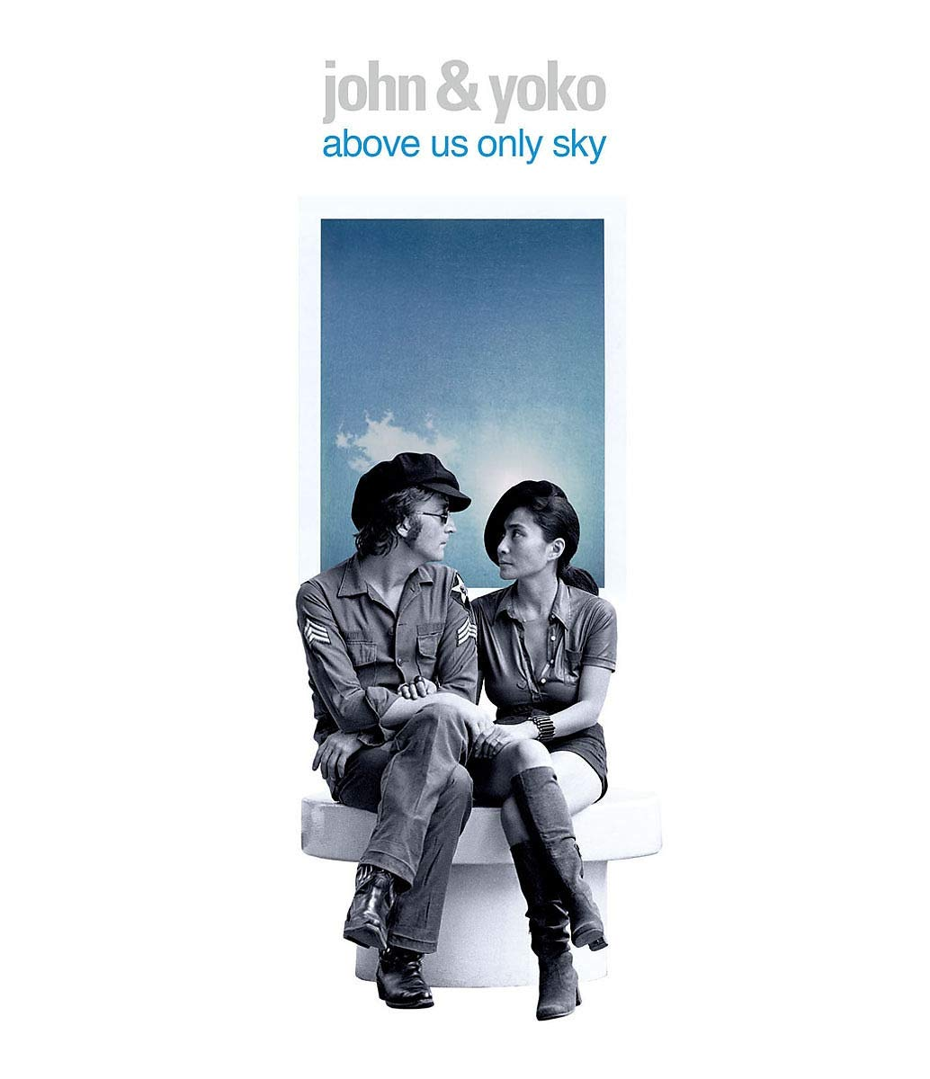 CD Shop - JOHN LENNON/YOKO ONO ABOVE US ONLY SKY
