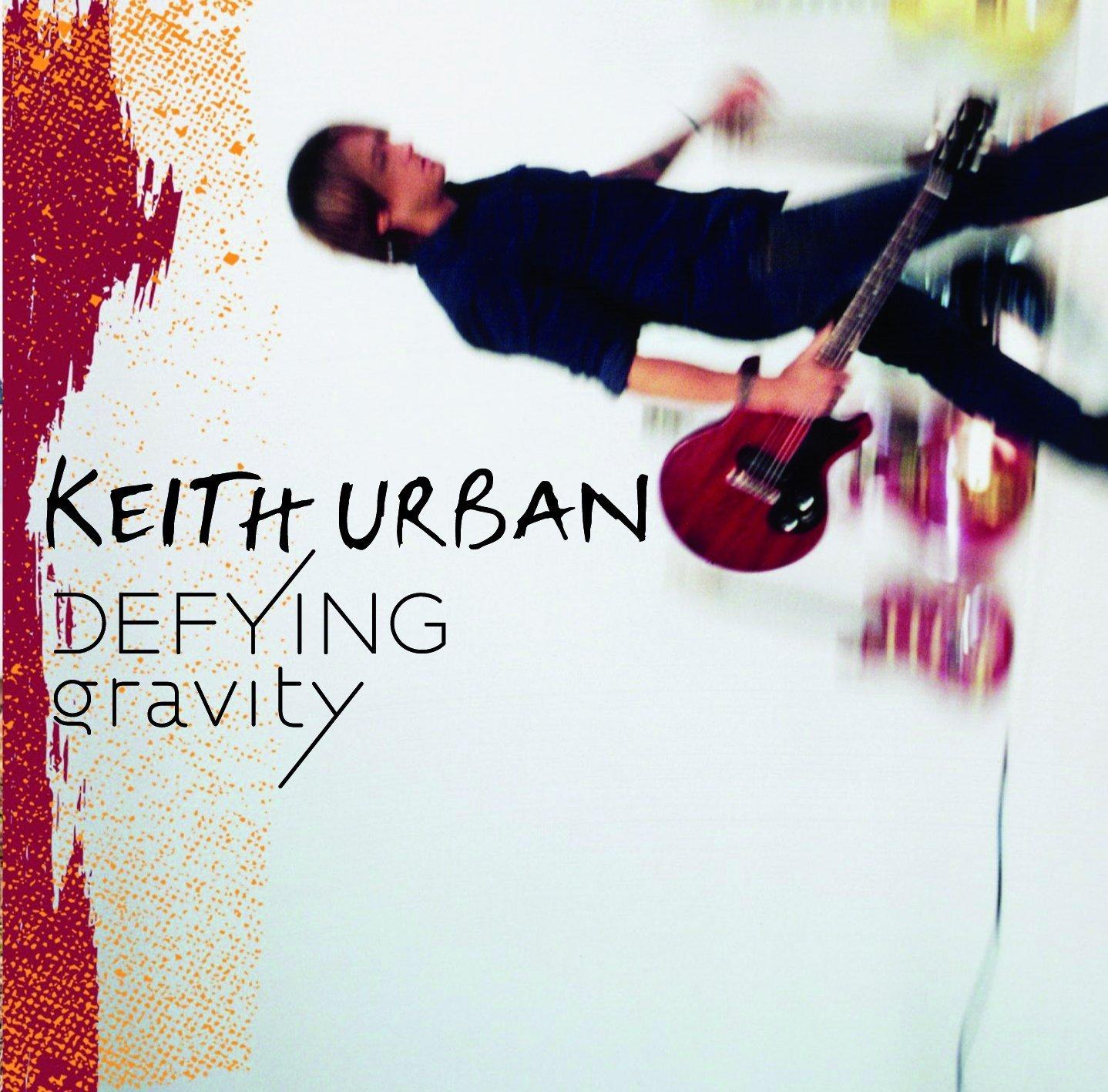 CD Shop - URBAN KEITH DEFYING GRAVITY