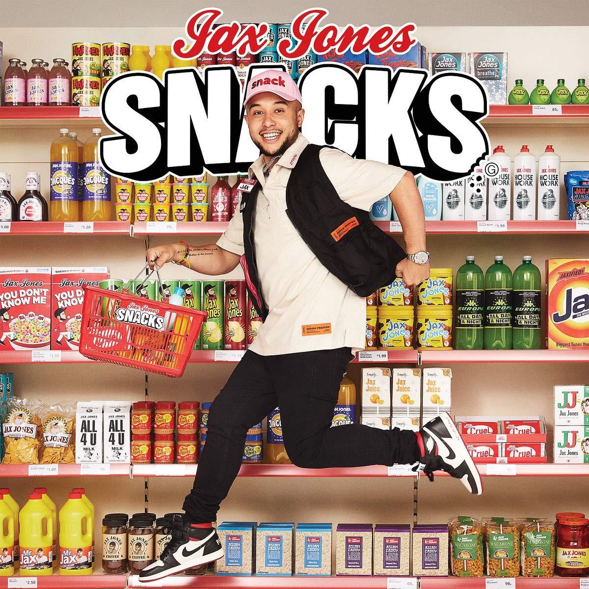 CD Shop - JAX JONES SNACKS