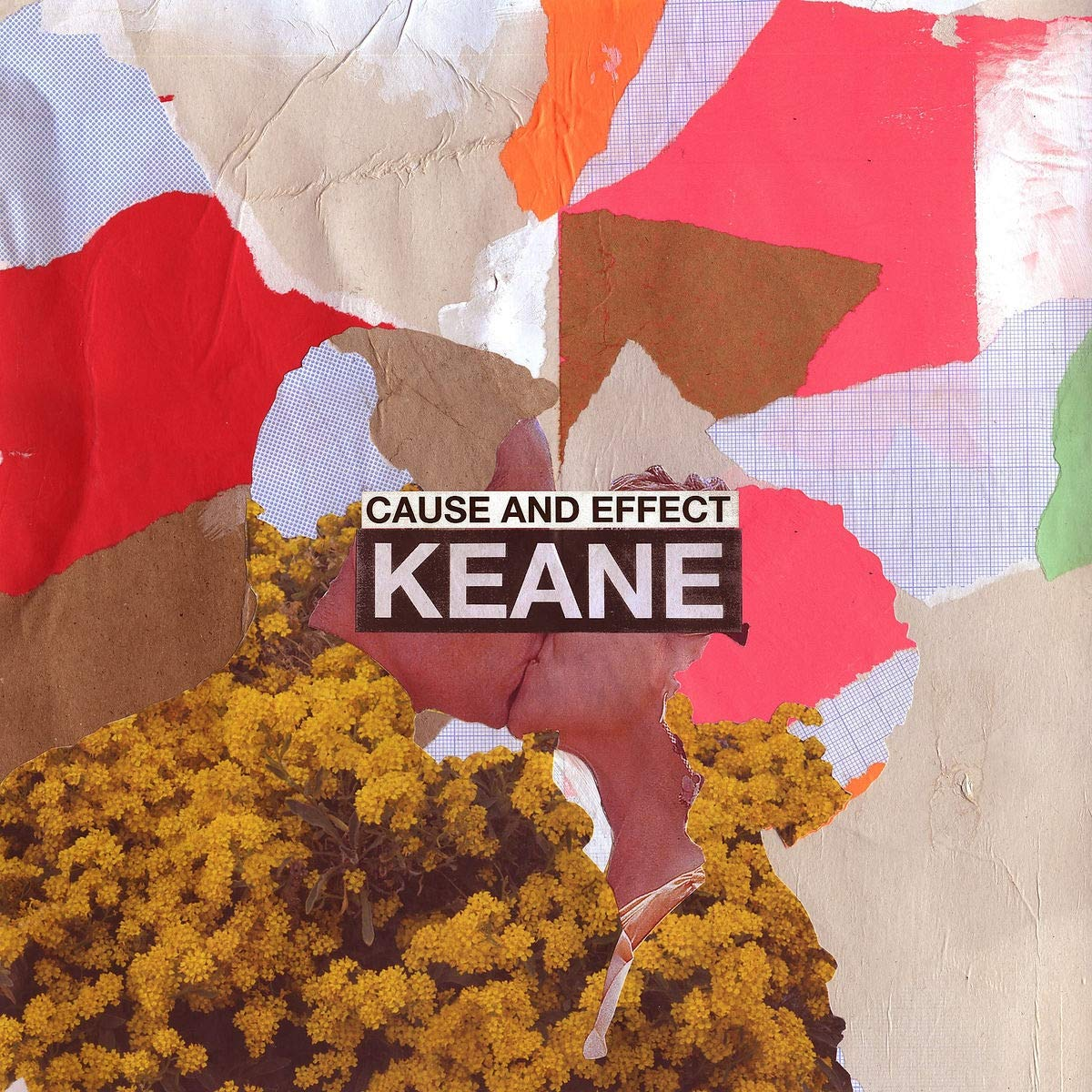 CD Shop - KEANE CAUSE AND EFFECT