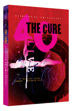 CD Shop - CURE CURAETION 25../LIMITED
