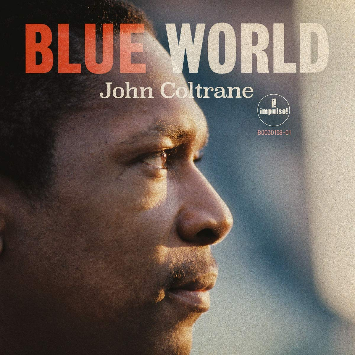 CD Shop - COLTRANE JOHN BLUE WORLD