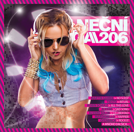 CD Shop - RUZNI/POP INTL TANECNI LIGA 206