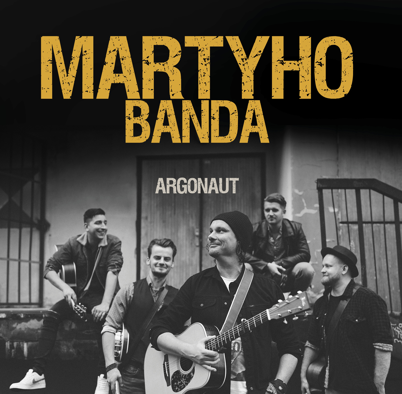 CD Shop - MARTYHO BANDA ARGONAUT