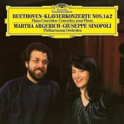 CD Shop - ARGERICH/SINOPOLI/PO KONCERTY PRO KLAVIR 1,2
