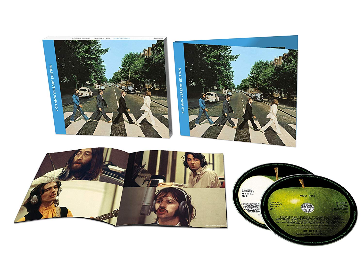 CD Shop - BEATLES ABBEY ROAD