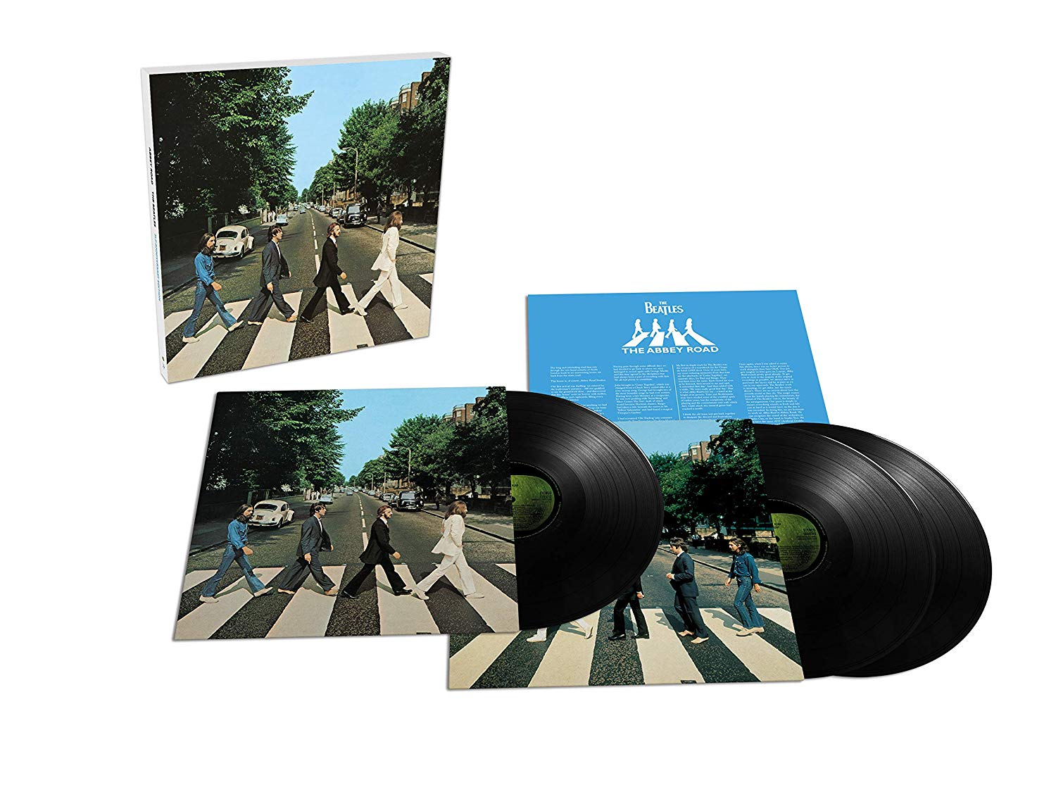 CD Shop - BEATLES ABBEY ROAD/LIMITED EDITION