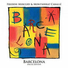 CD Shop - MERCURY/CABALLE BARCELONA