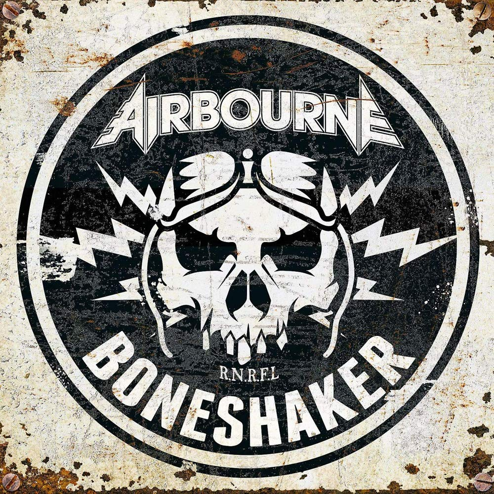 CD Shop - AIRBOURNE BONESHAKER/DELUXE LIMITED